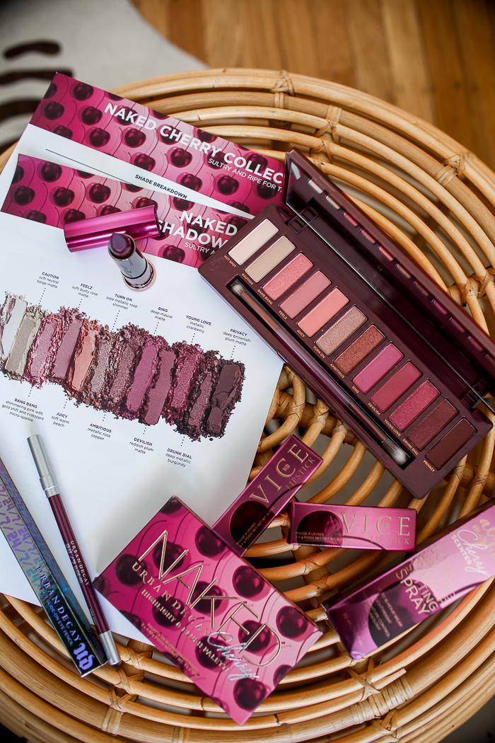 cherry eyeshadow palette