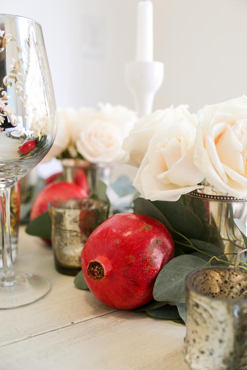 fall pomegranate