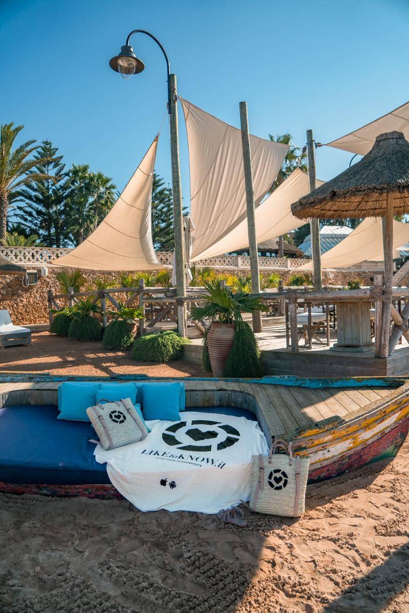 morocco beachside