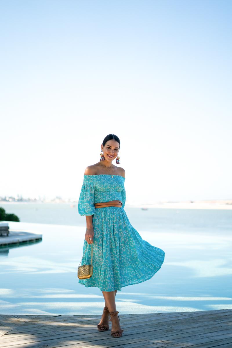 coolchange blue dress