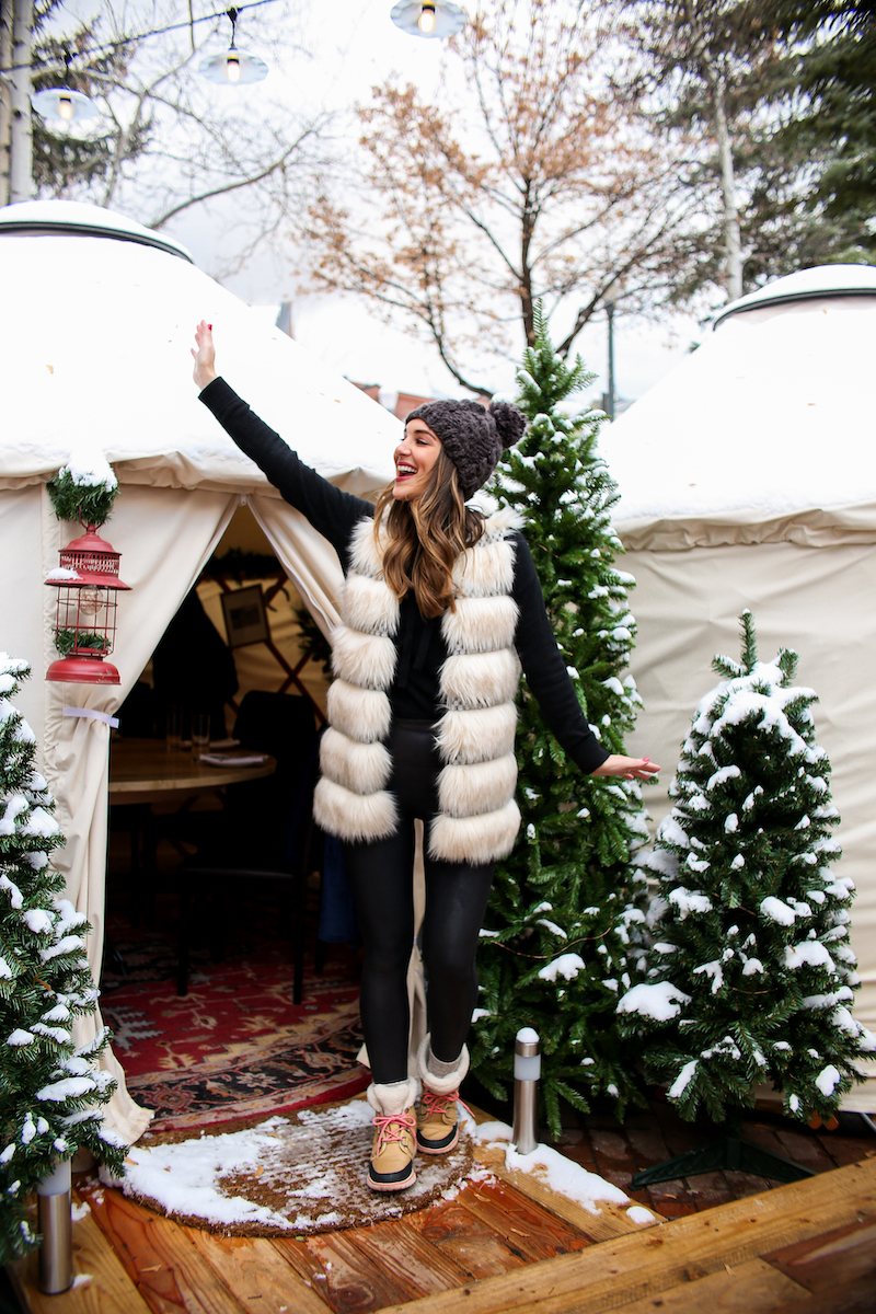 what to wear in aspen