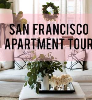 san francisco apartment tour