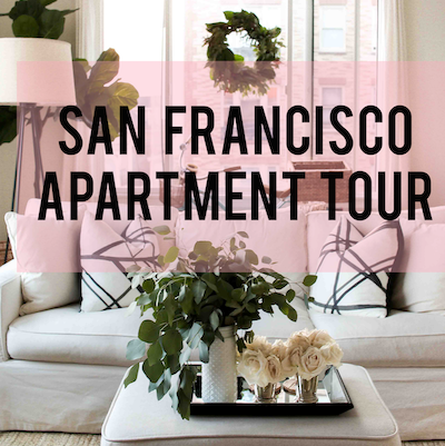 san francisco apartment tour
