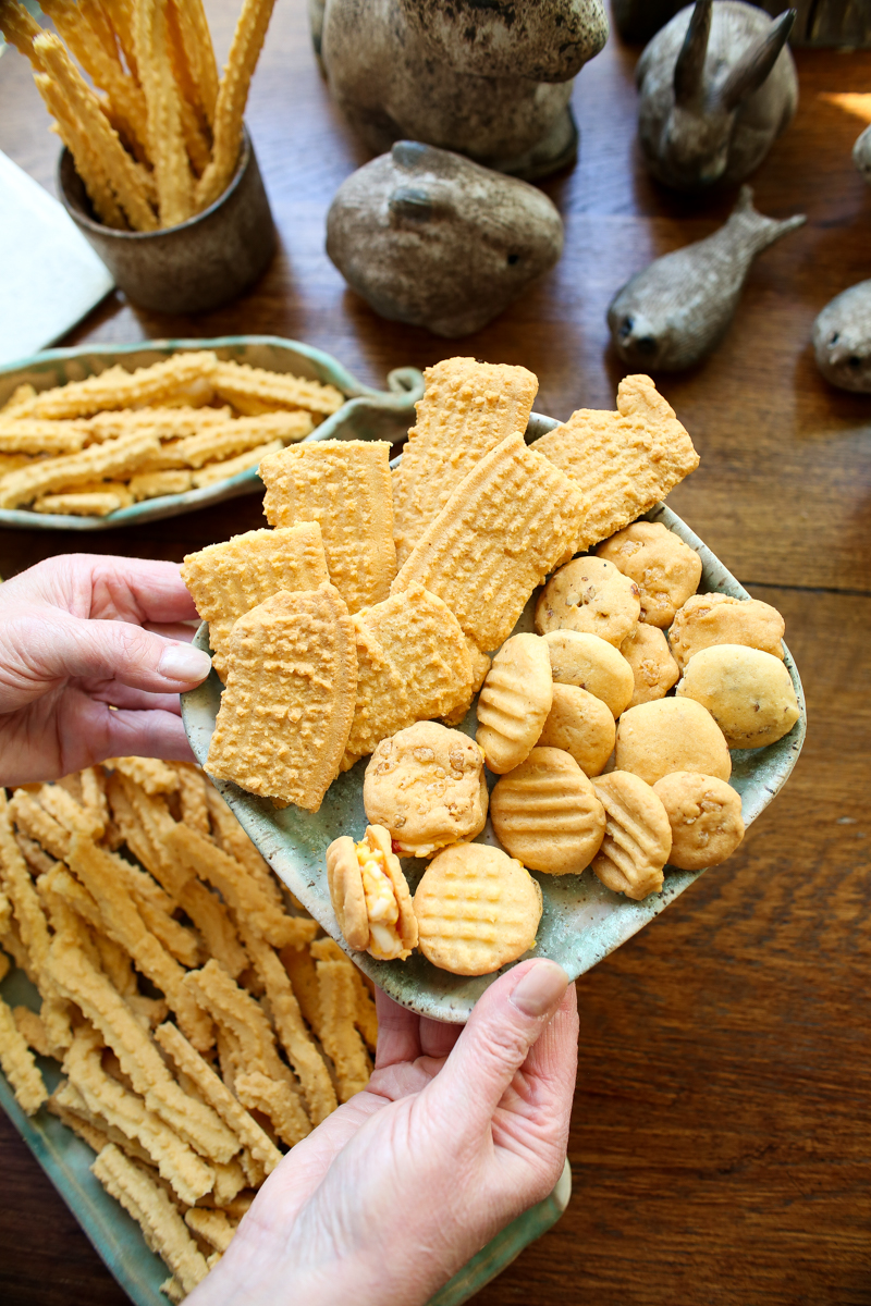 how to make cheese straws