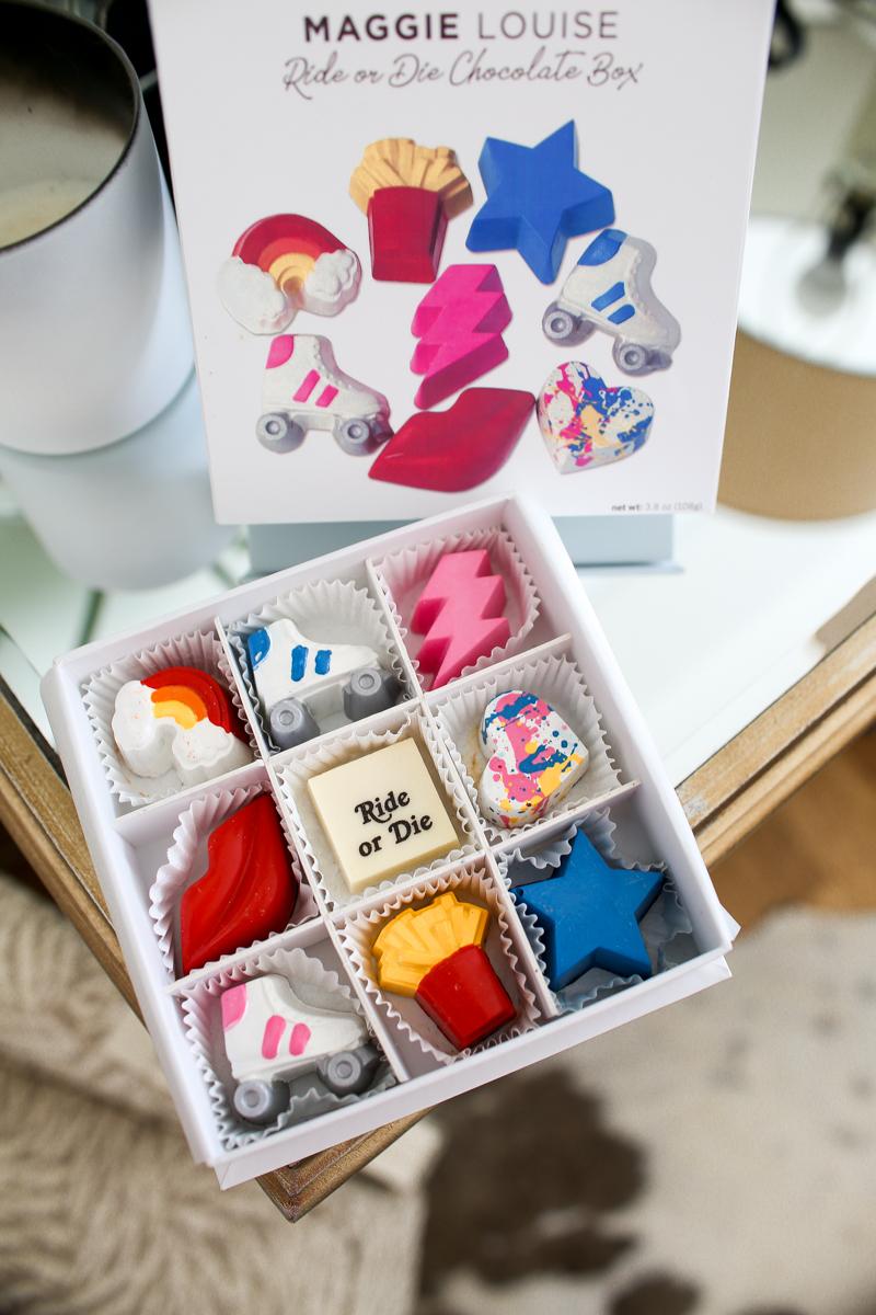 custom chocolates