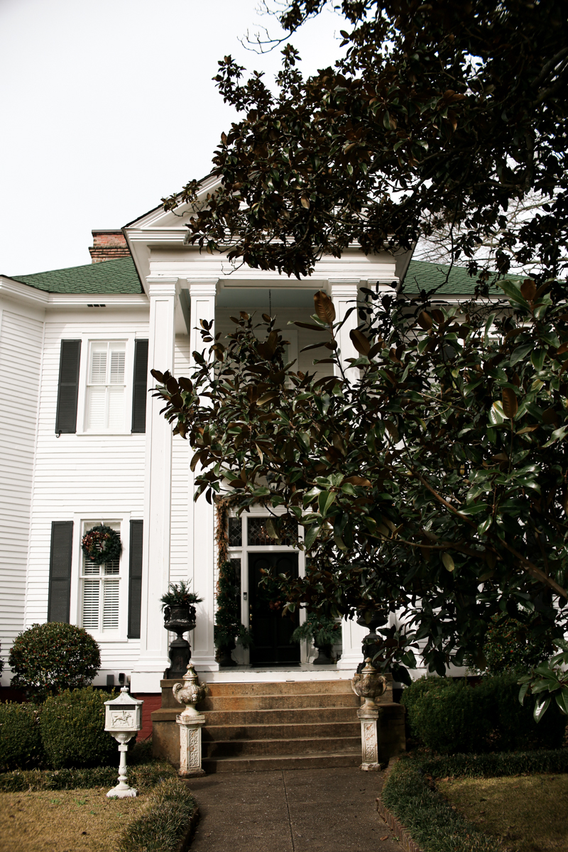 antebellum home
