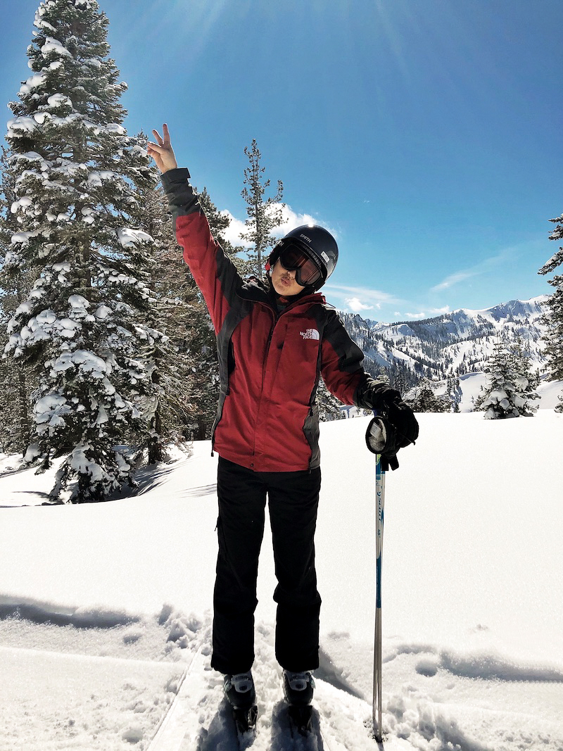 tahoe ski