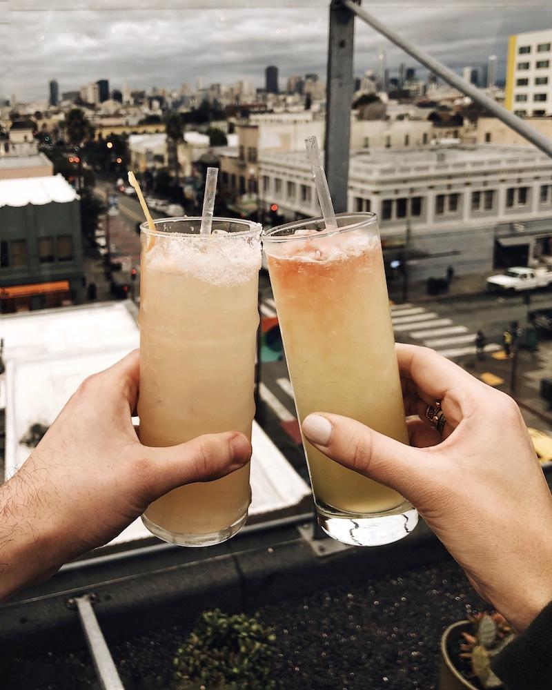 san francisco rooftop bar