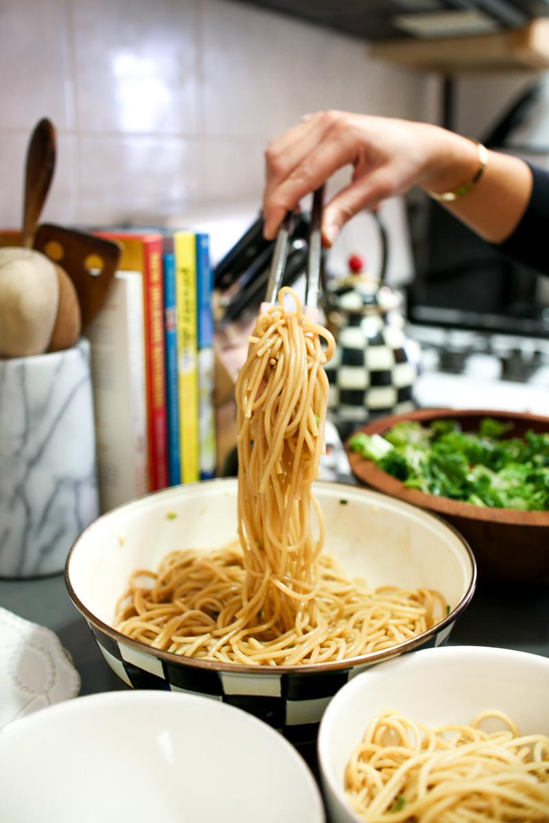 garlic noodle recipe