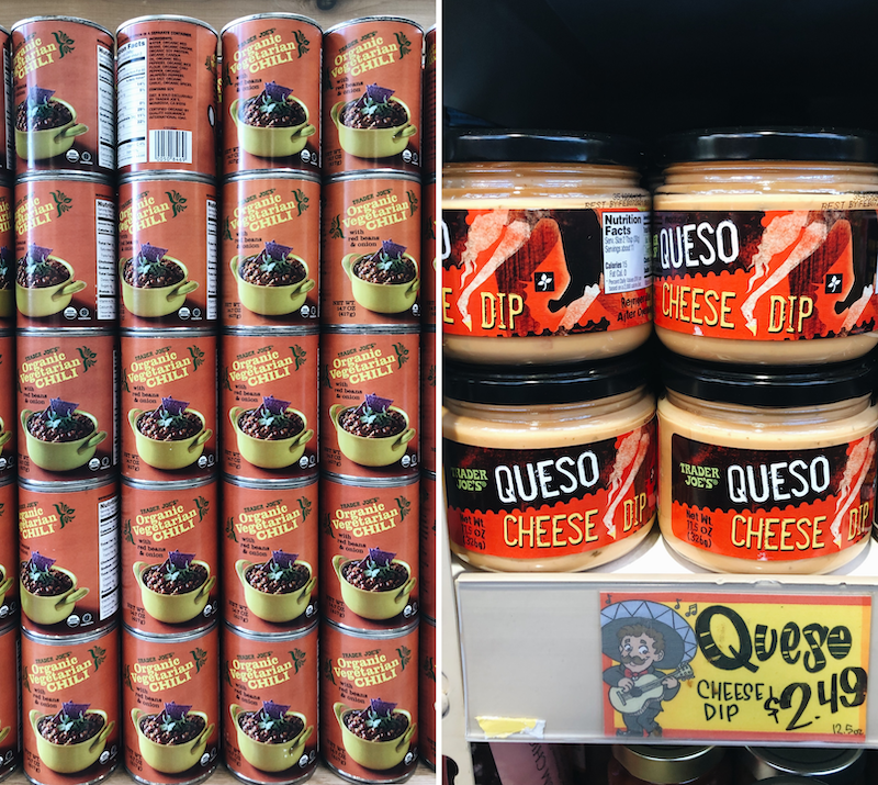 trader joes queso