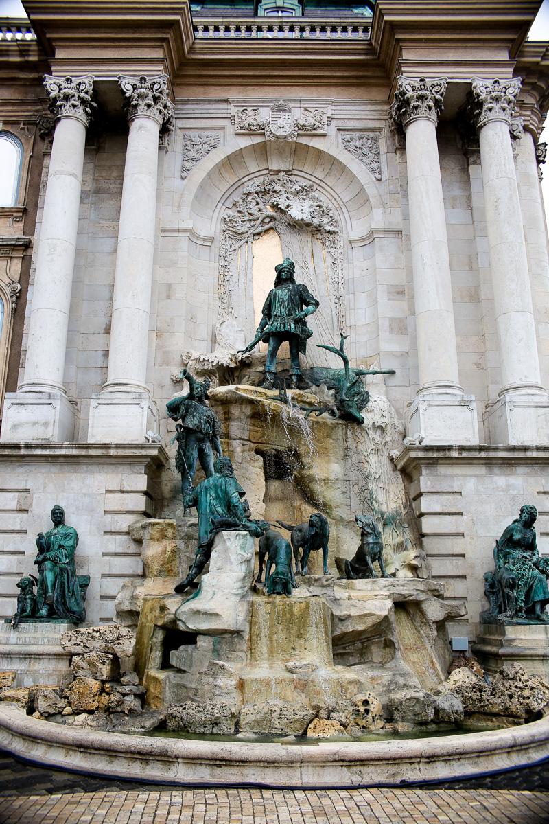hungary statue