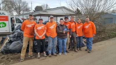 Samaritan's Purse Deployment to Pendleton, Oregon 2/24 to 2/29/20