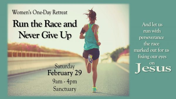 Ladies Retreat: Run The Race (2020)