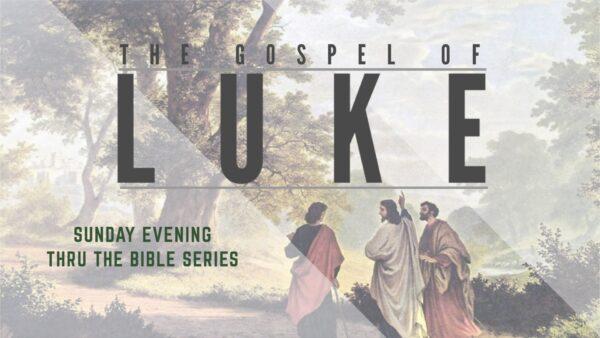 Luke 19:28 - 20:47 Image