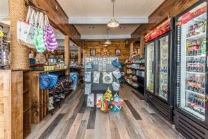 Blue Water RV Resort store