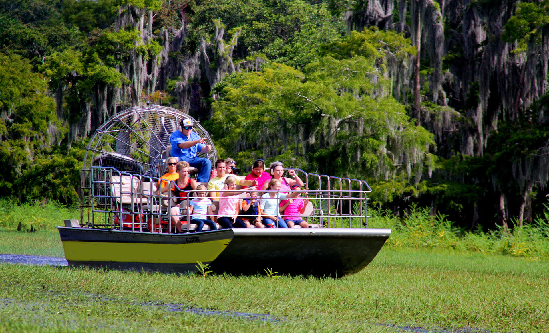 Alligator Tours from Kissimmee