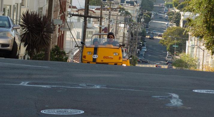 San Francisco Tours - Sightseeing Activities in San