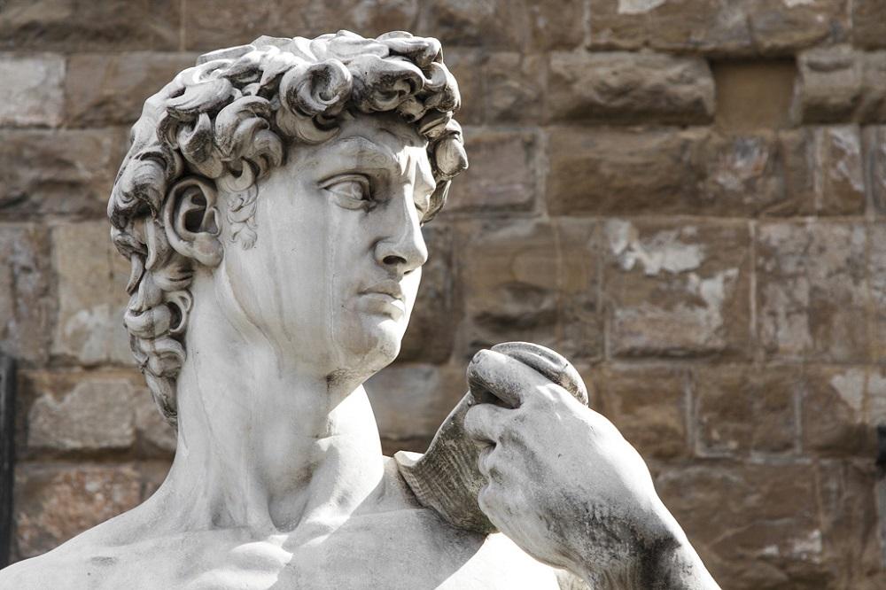 статуя давида фото задаешь себе