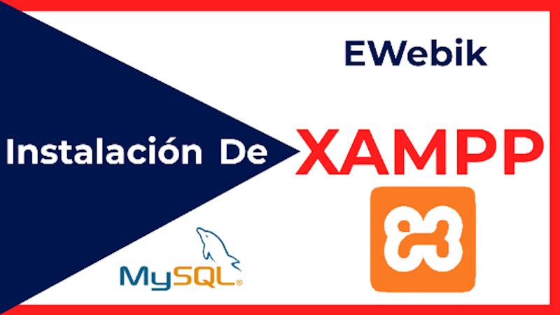 ¿Cómo Instalar XAMPP en Windows? Levantando un servidor Apache.