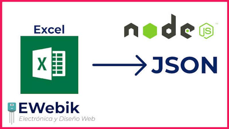XLSX, Convirtiendo un archivo Excel a JSON con Node JS