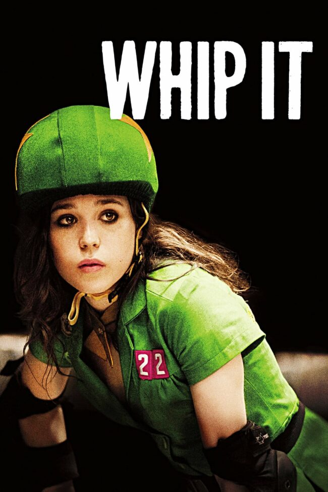 "Poster for the movie ""Whip It"""