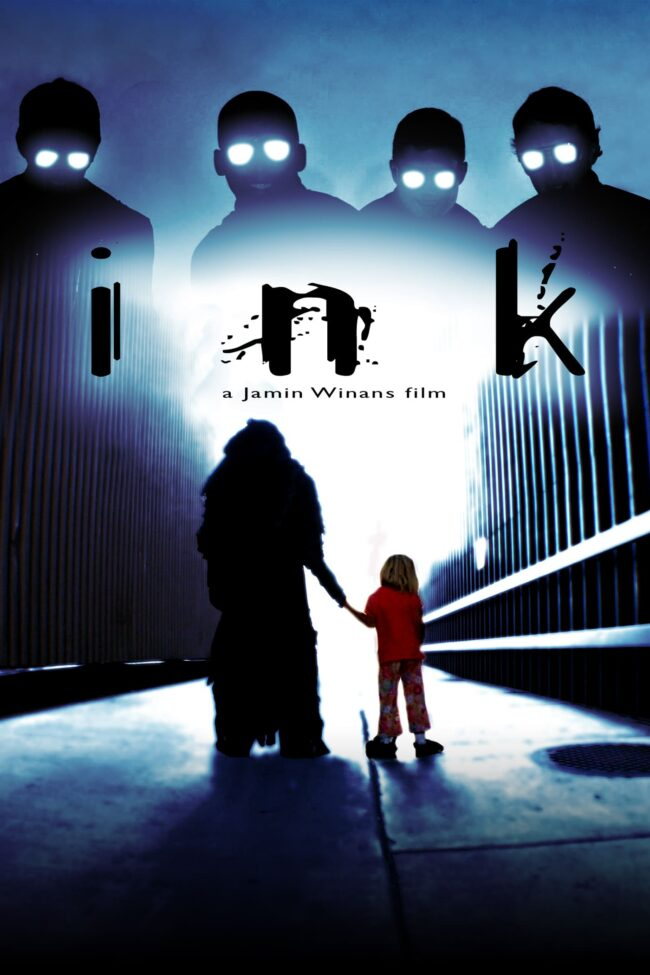 "Poster for the movie ""Ink"""