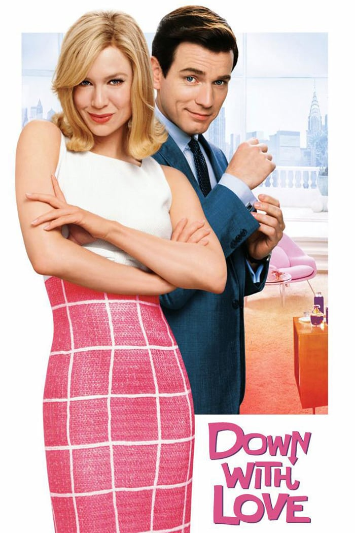 "Poster for the movie ""Down with Love"""