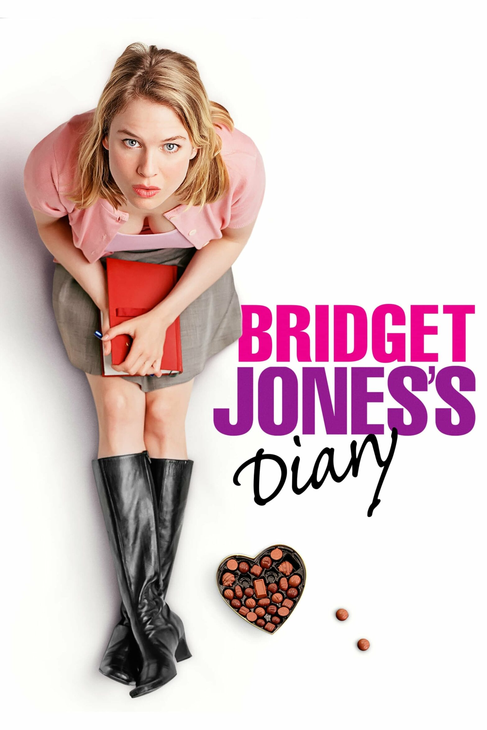 "Poster for the movie ""Bridget Jones's Diary"""