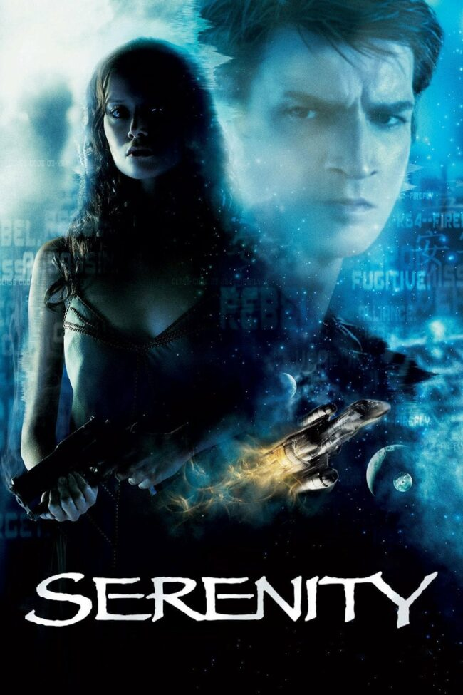 """Poster for the movie """"Serenity"""""""
