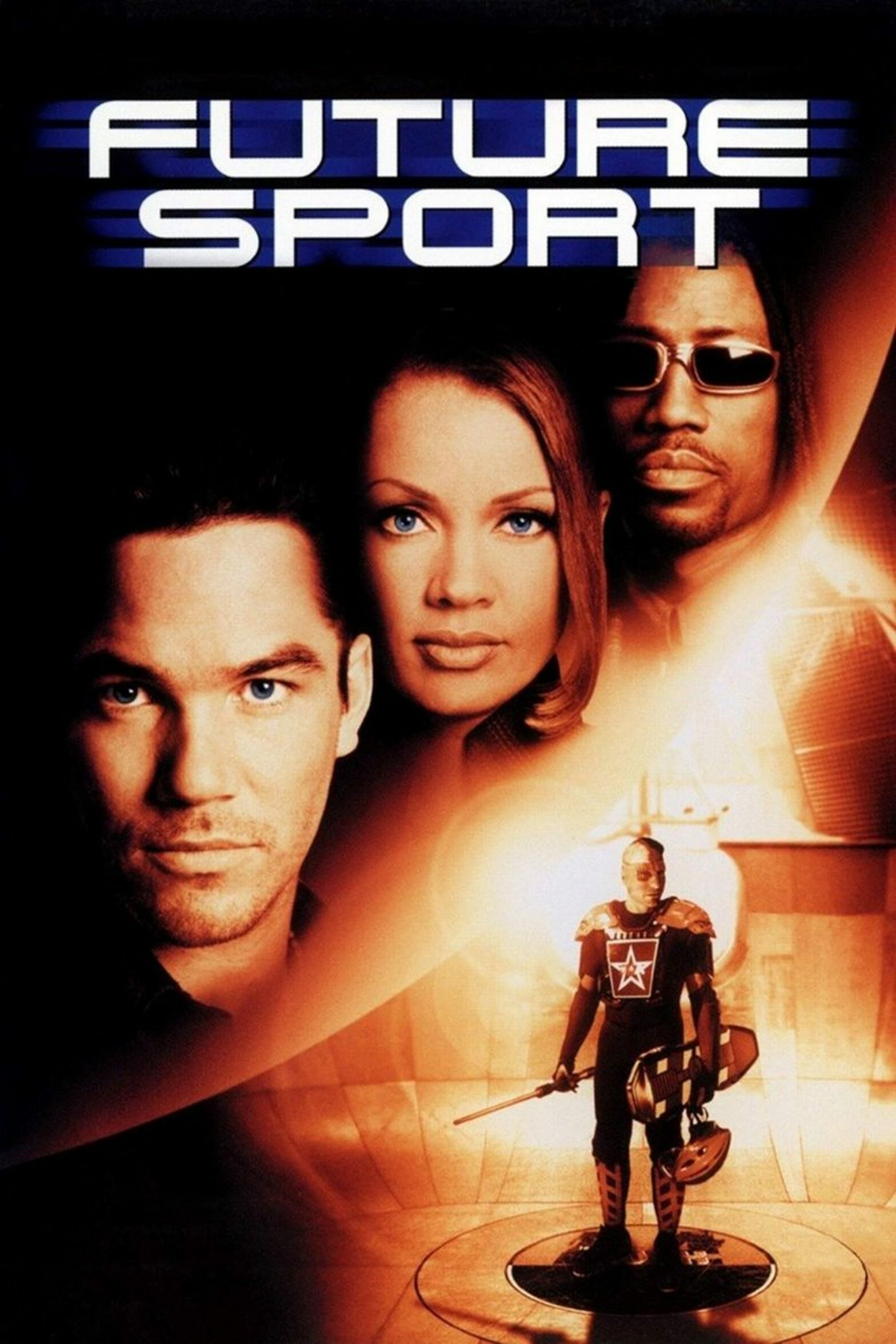 "Poster for the movie ""Futuresport"""