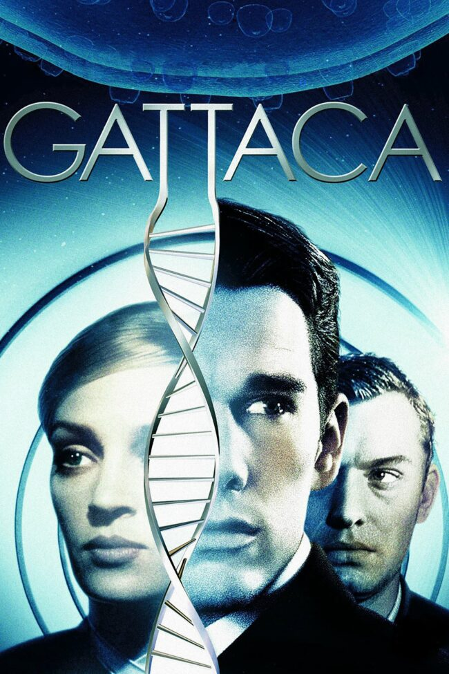 """Poster for the movie """"Gattaca"""""""