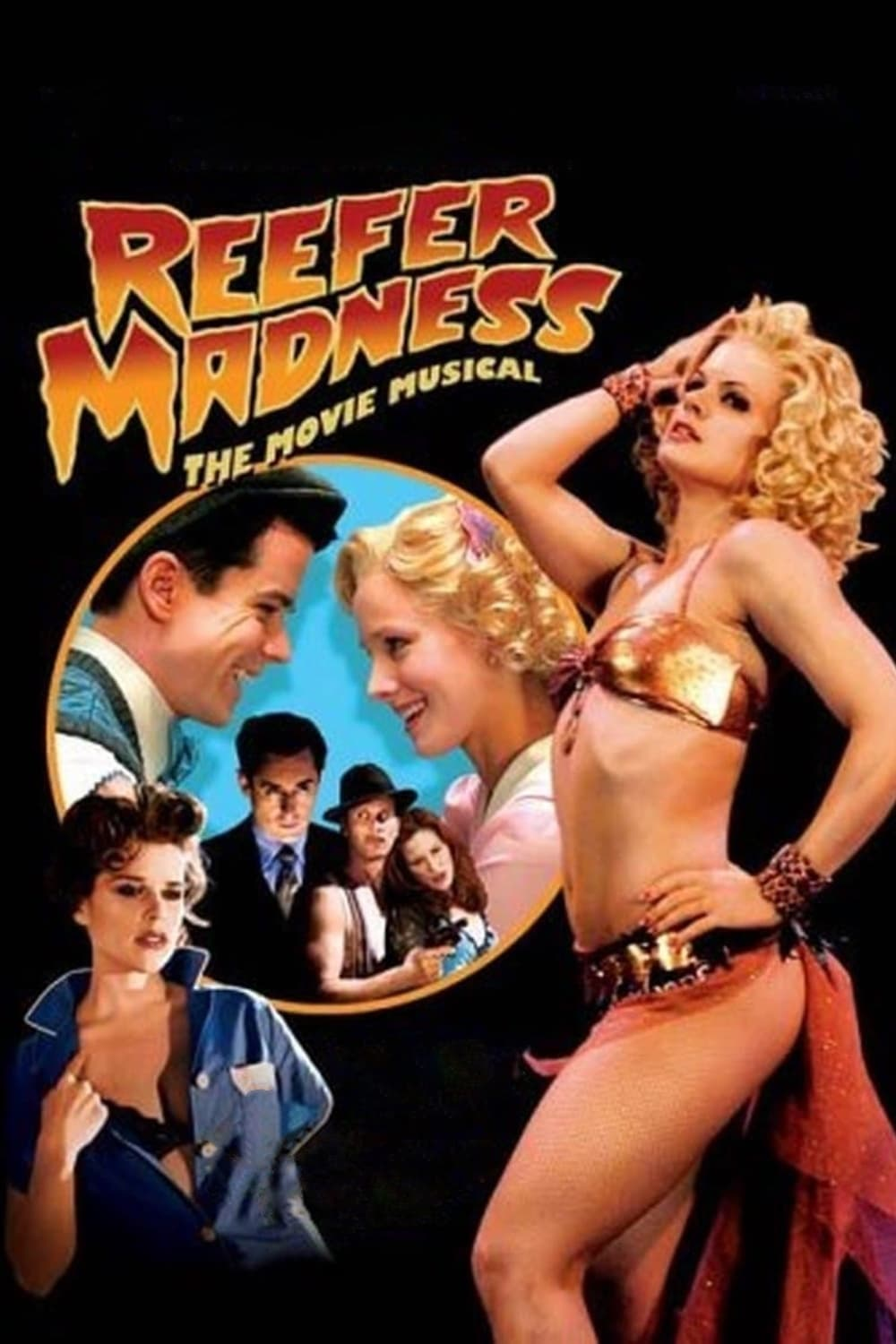 "Poster for the movie ""Reefer Madness: The Movie Musical"""
