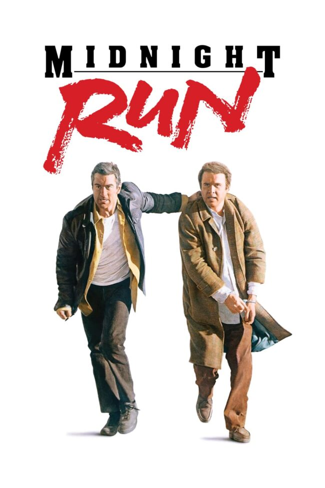 """Poster for the movie """"Midnight Run"""""""