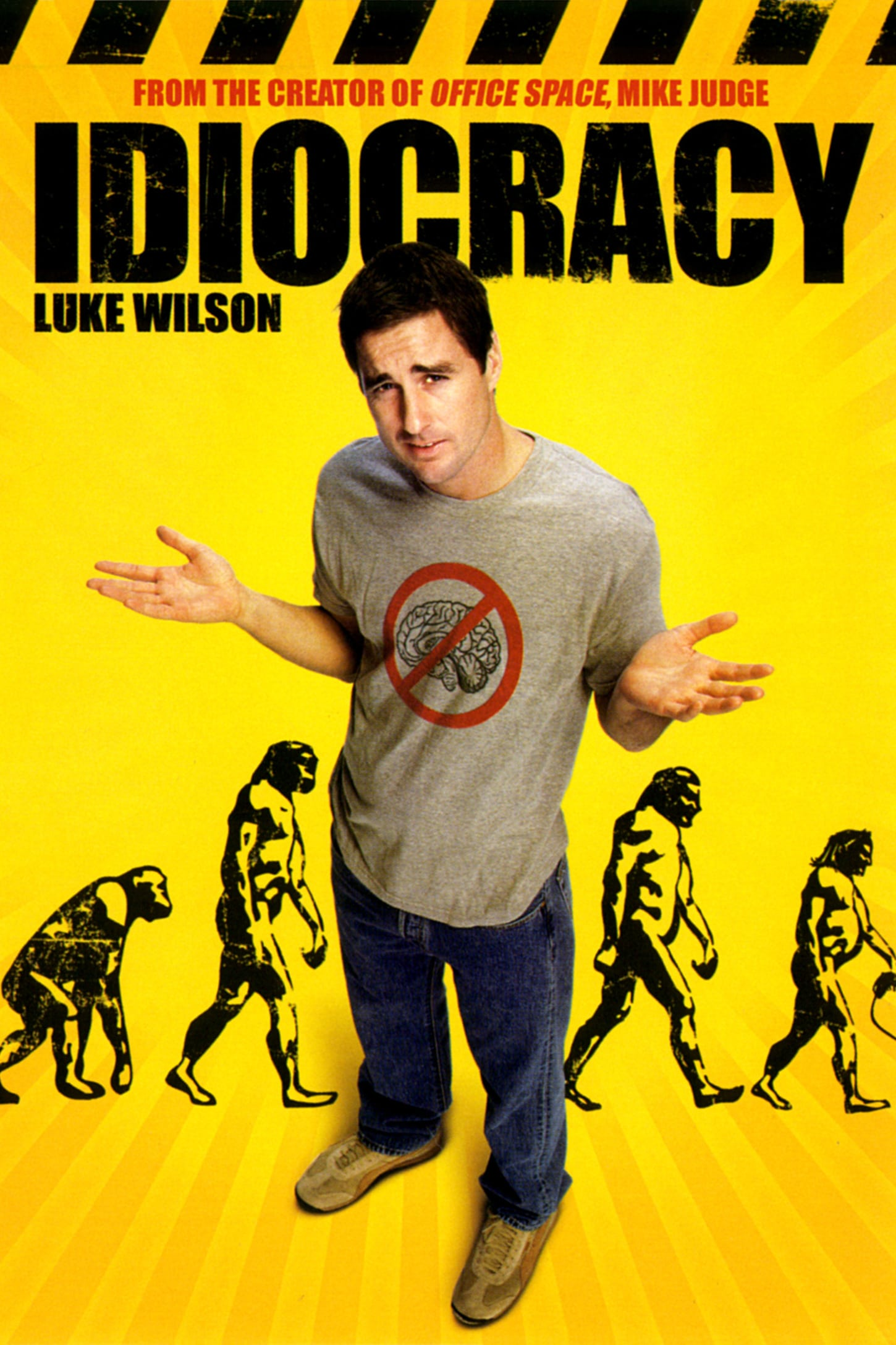 "Poster for the movie ""Idiocracy"""