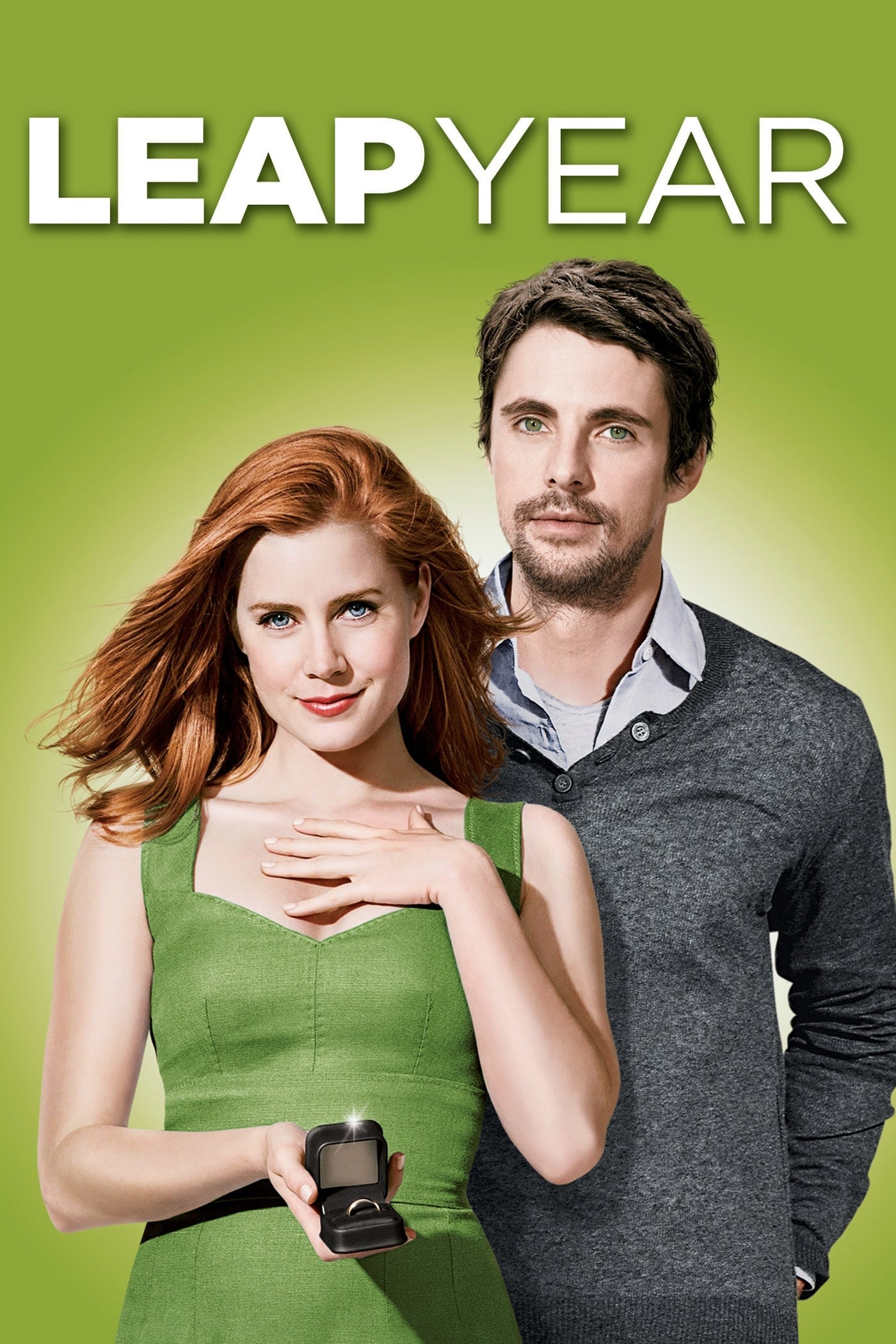"Poster for the movie ""Leap Year"""