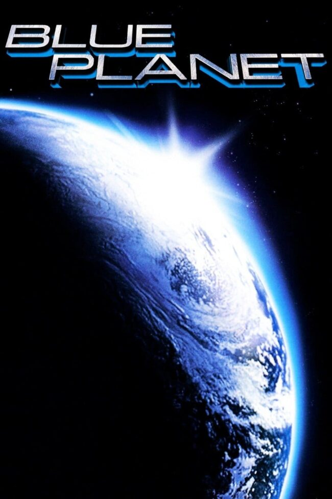 """Poster for the movie """"Blue Planet"""""""