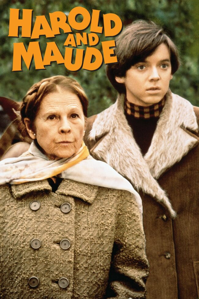 """Poster for the movie """"Harold and Maude"""""""