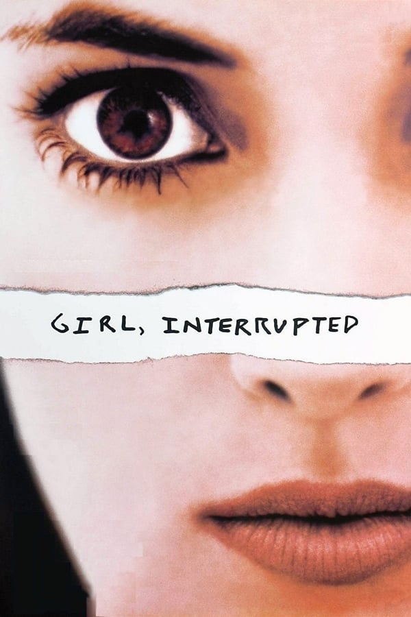 "Poster for the movie ""Girl, Interrupted"""