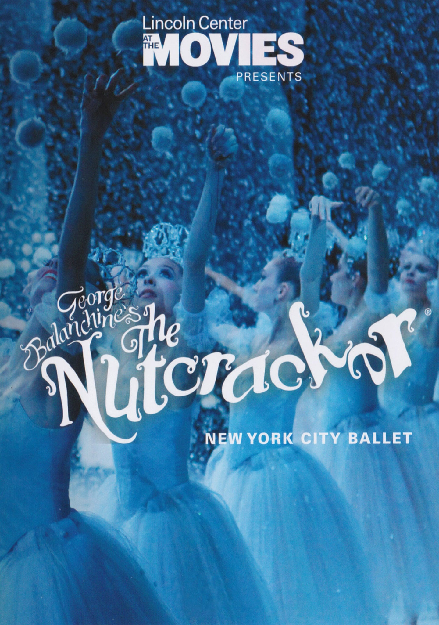 "Poster for the movie ""George Balanchine's The Nutcracker"""