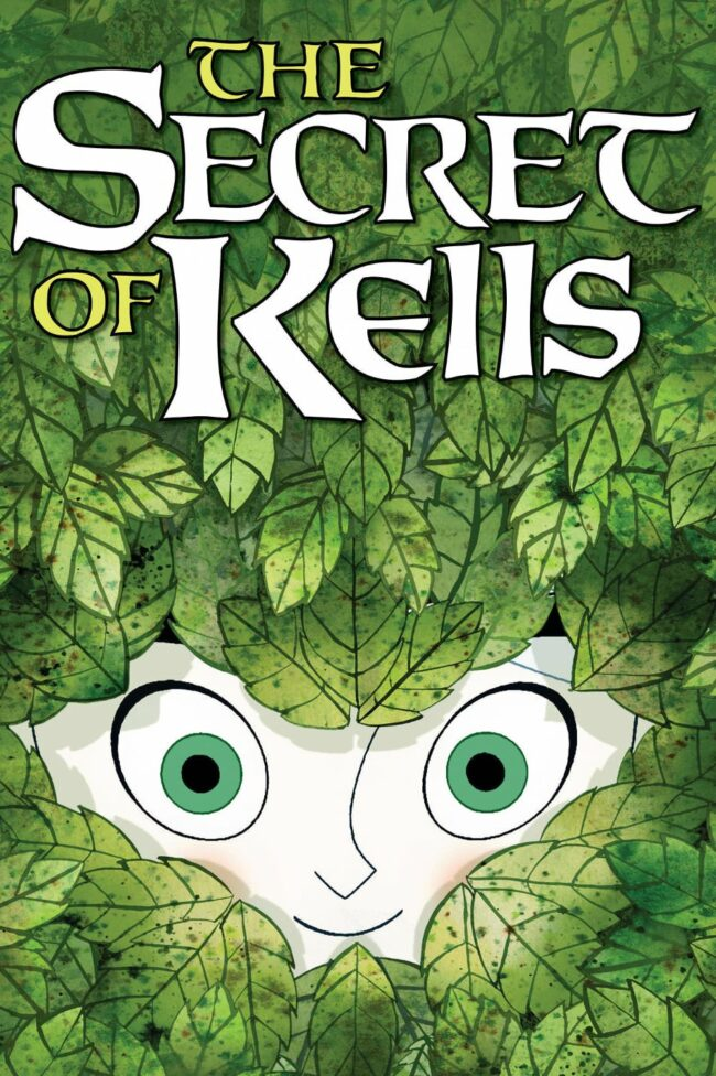 "Poster for the movie ""The Secret of Kells"""
