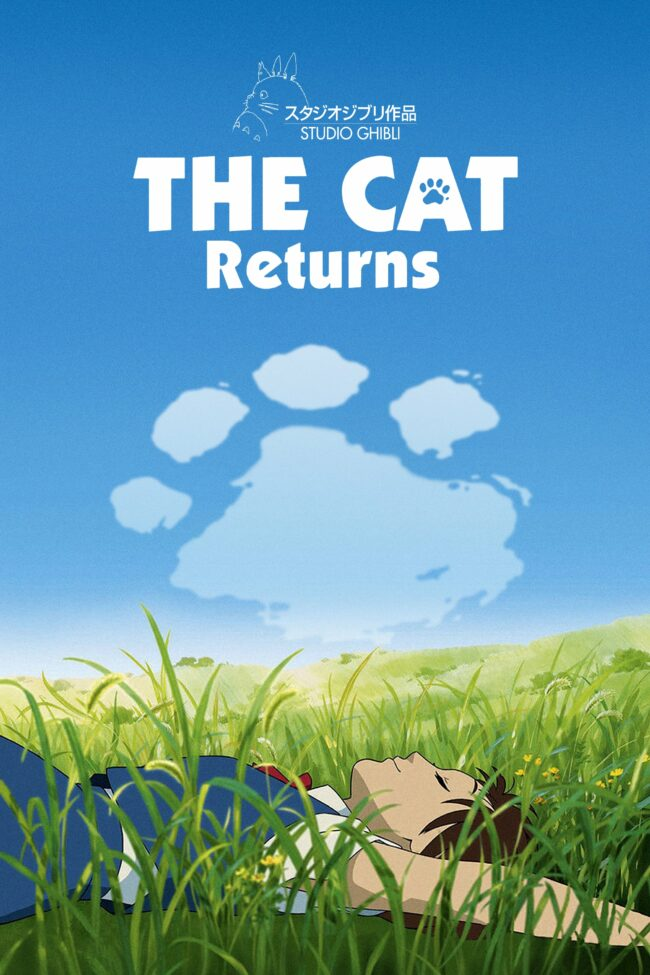 """Poster for the movie """"The Cat Returns"""""""