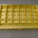 Tight tolerance milled pockets in electronic assembly housing