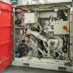 mechanical components in engineered machinery