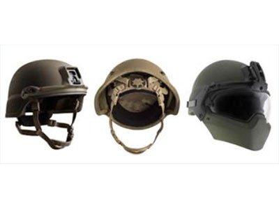 Helmet Production Process