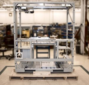 Medical Equipment Contract Manufacturing of Welded Frame Assembly
