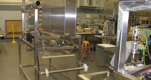 Prototype for Fluid Handling Application