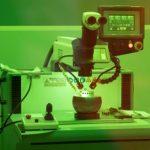 Laser welding equipment