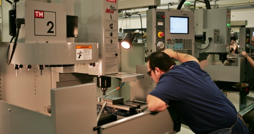 Machinist operating manual CNC machining