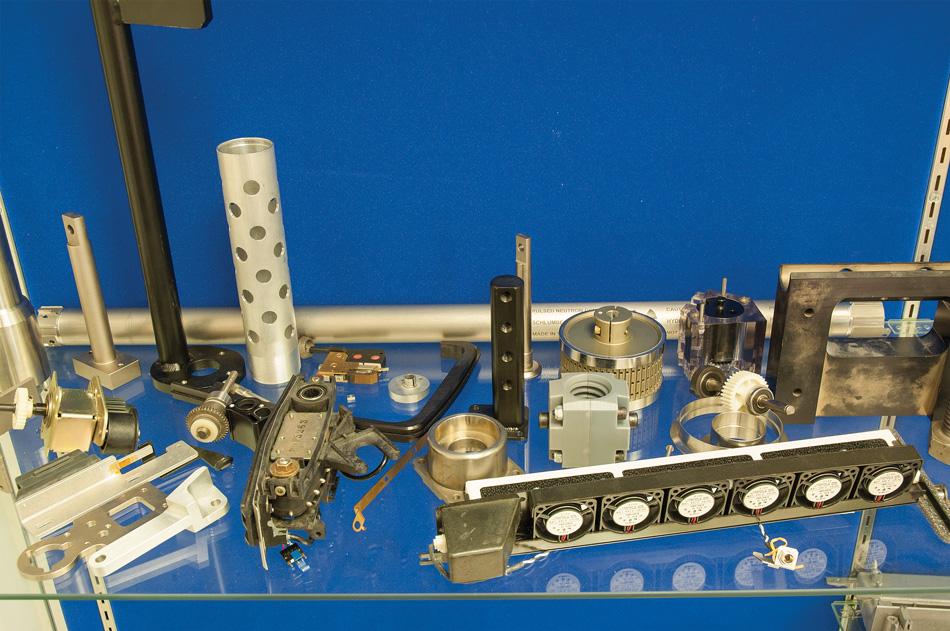 Small Parts CNC Machining
