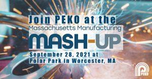 Massachusetts Manufacturing Mash-Up